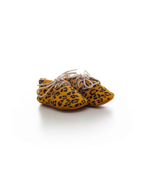 Cipelice Najvažniji detalj (Tigrasti Print/Žute)