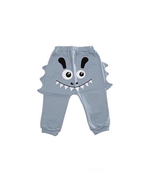 "Pantalonice ""Little Monster"" (Plave)"