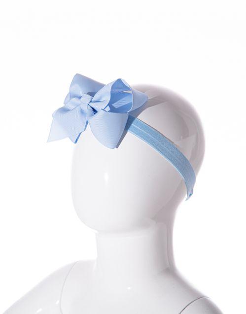 Elegantna Mašna od Ripsa (bebi plava)