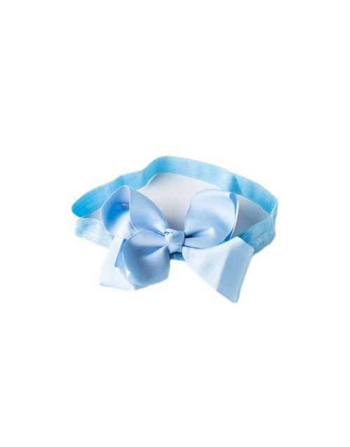 Elegantna Mašna od Ripsa (nežno plava)
