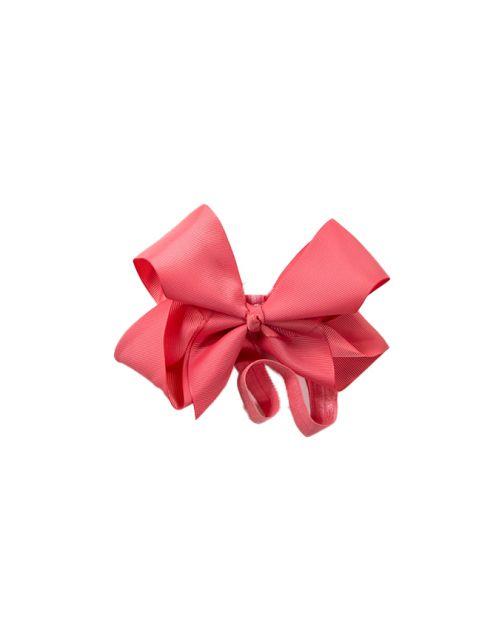 Elegantna Mašna od Ripsa (koralno roza)