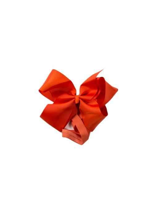 Elegantna Mašna od Ripsa (narandžasta)