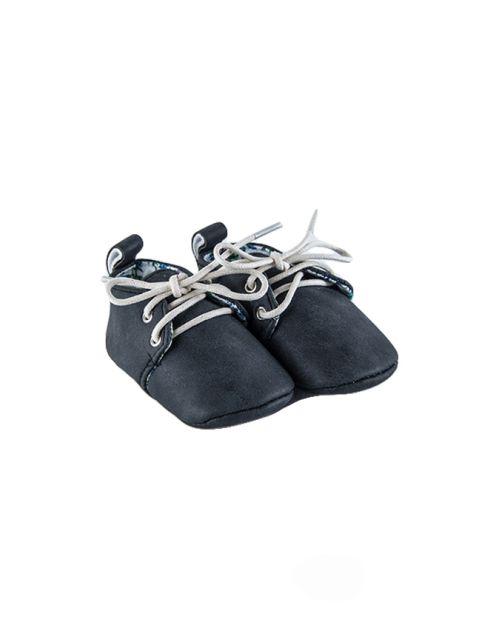 Cipelice Najvažniji Detalj (Crne sa bež pertlama)