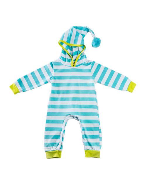 Štramplica Najveselija beba (plavo-žuta)