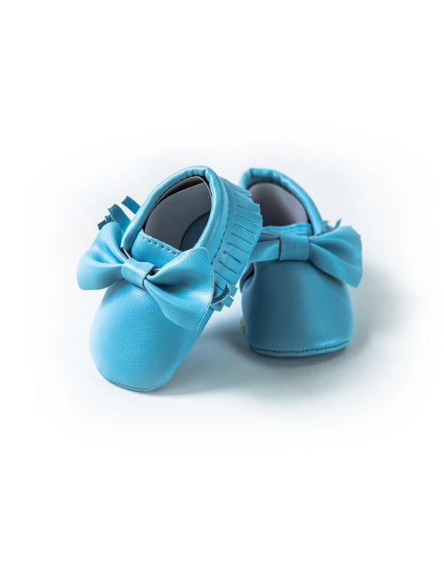 Mokasinice Bebica damica (svetlo plave)