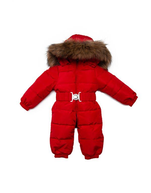 Skafander Alaska (crveni)