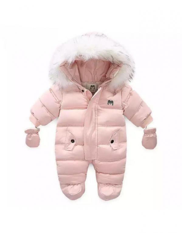 Skafander Roze Eskim